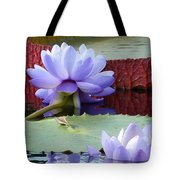 Blue Tranquillity Tote Bag