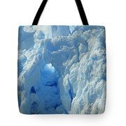 Blue Tunnel Tote Bag