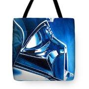 Blue Vader Tote Bag