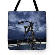 Blue Visions 6 Tote Bag
