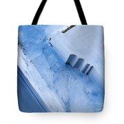 Blue Wall 03 Tote Bag