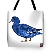 Blue Wigeon Art - 7415 - Wb Tote Bag