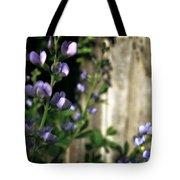Blue Wild Indigo - Baptisia Australis Tote Bag