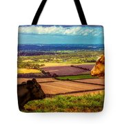 Bluebell And Buttercup Tote Bag