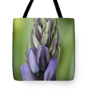 Bluebell Buds Tote Bag