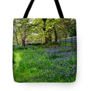 Bluebell Way Tote Bag