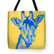 Bluebelle Tote Bag