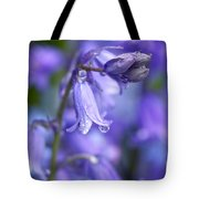 Bluebells After The Rain 2 Tote Bag