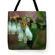 Blueberries In The Morning Tote Bag
