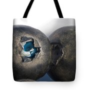 blueberries V Tote Bag