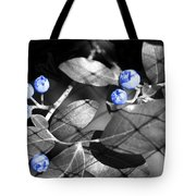 Blueberry Magic Tote Bag