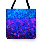 Blueberry Passion Fruit Tote Bag
