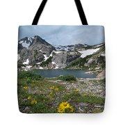 Bluebird Lake - Colorado Tote Bag