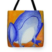 Bluefrog Tote Bag