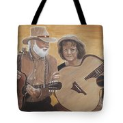 Bluegrass Music Tote Bag
