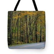 Blueridge Parkway Virginia Tote Bag