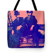 Blues Brothers 2 Tote Bag
