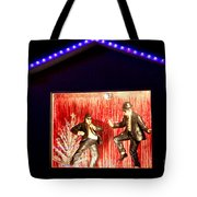 Blues Brothers Tribute Tote Bag