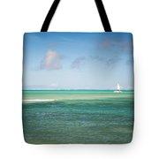 Blues. Mauritius Tote Bag