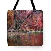 Bluestone River Tote Bag