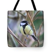 Bluetit Tote Bag