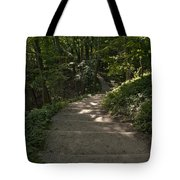 Bluff Trail  Tote Bag