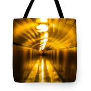 Blur Tunnel Tote Bag
