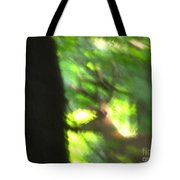 Blurry Buck Tote Bag