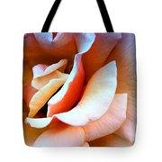 Blush Pink Palm Springs Tote Bag
