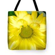 Blushing Sunshine Tote Bag