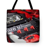 Bmw M Power Tote Bag