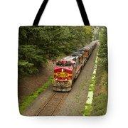 Bnsf Train 789 D Tote Bag