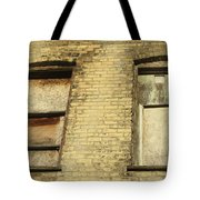 Boarded Windows 2 Tote Bag