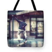 Boarder Bliss Tote Bag