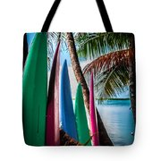 Boards Of Surf Tote Bag