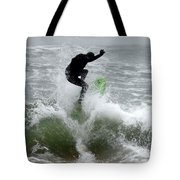 Boardskimming - Into The Surf Tote Bag