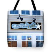 Boardwalk Cafe Tote Bag
