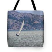 Boat- In Color Tote Bag