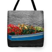 Boat Parade Tote Bag