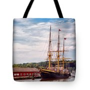 Boat - Sailors Delight Tote Bag