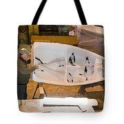 Boat Shed 6 Tote Bag
