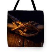 Boat Tie Tote Bag