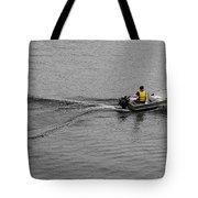 Boat Wake Tote Bag