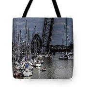 Boat Week 3 Tote Bag