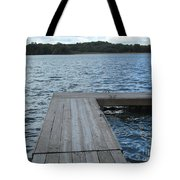 Boatdock-right Tote Bag