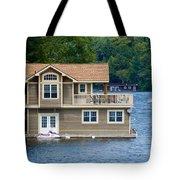 Boathouses Tote Bag