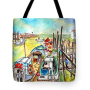 Boats And Boardwalks By Brittany 02 Tote Bag