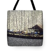Boats And Bubbles 2 Tote Bag