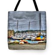 Sail Boats Tote Bag