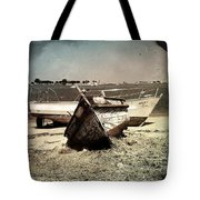 Boats On The Bay Tote Bag by Marco Oliveira